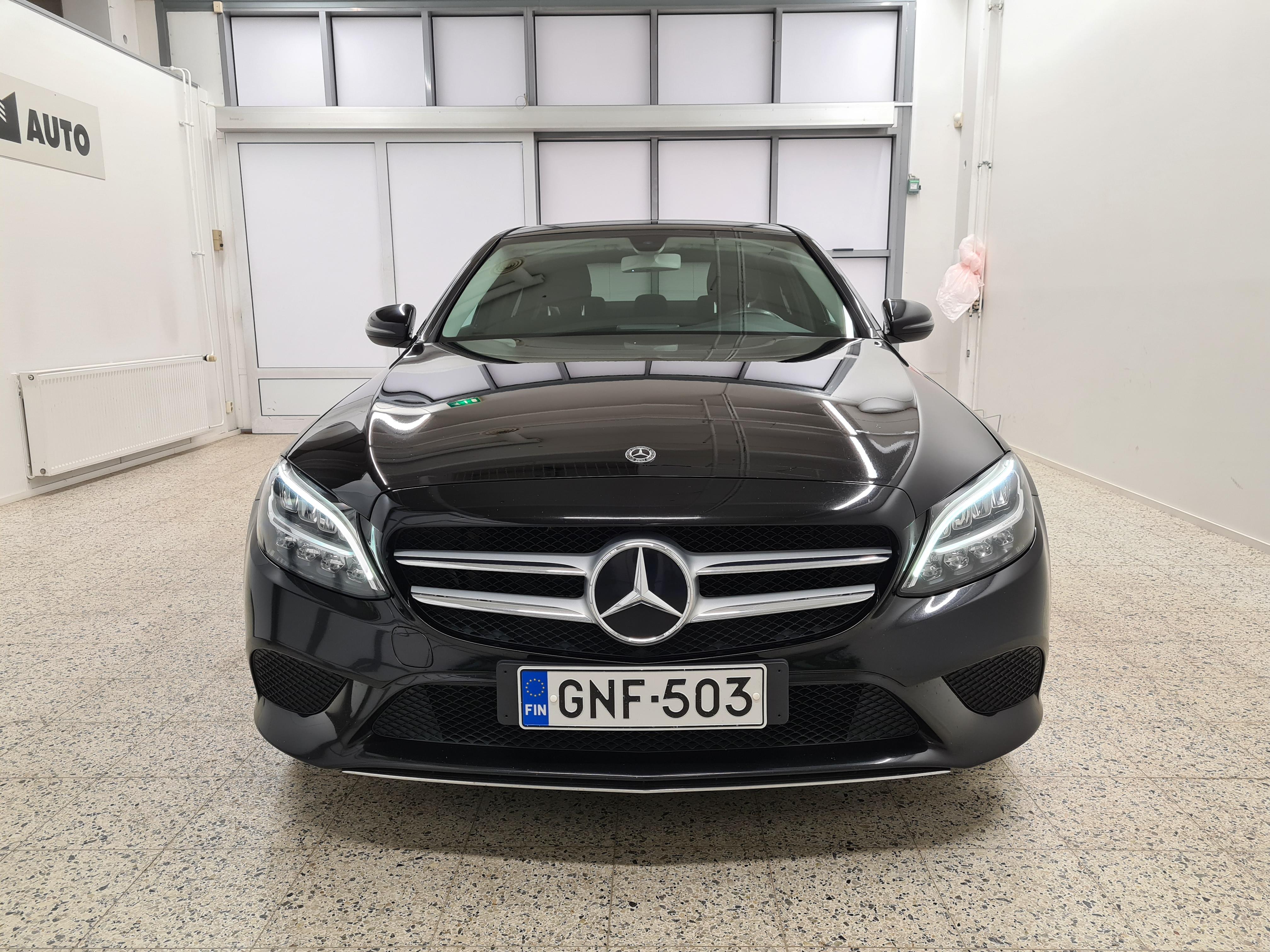 Mercedes Benz Vaihtoautot