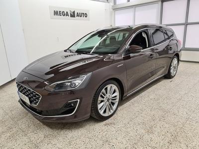 FORD FOCUS 1,5 EcoBoost 150hv A8 Vignale Wagon, vm. 2018, 29 tkm (1 / 18)